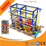 Kids Adventure Play Equipment, Indoor Ropes Course for Mall