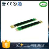 Piezoelectric Ceramic Driving Curved Piece of Comb with Jacquard Double Chip Driver