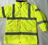 100% Polyester Hi Vis Safety Jackets Meet En, Manufacturer Price