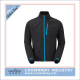 Mens Best Down Waterproof Softshell Jacket with High Quality