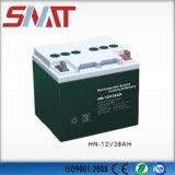 38ah Solar Lead Acid Battery for Power Supply