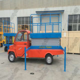 Aerial Working Hydraulic Trailer Scissor Work Table/Lift Table