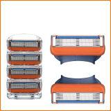 Compatible with Gillette Fusion Power Shaving Razor Blade (4PCS/LOT)