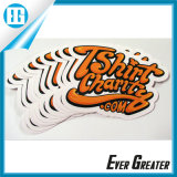 Customized Full Color Die Cut Sticker for Indoor Outdoor Use