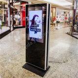 Floor Stand High Definition LED Display Digital Totem