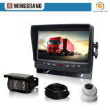 7 Inch Reversing Rear View System with Waterproof, IP69 Camera