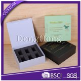 Wholesale Newest Design Book Shape Hard Paper Magnetic Gift Box