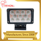 """Square 6.5"""" 9-60V Epistar 33W LED Work Light"""