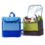 Soft Insulated Cool Wine Lunch Cooler Bag with Zip