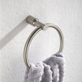 Modern Design Bathroom Accessories Stainless Steel Towel Ring (2104)