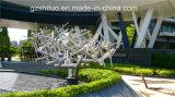 Plant Metal Sculpture, Indoor and Outdoor Metal Decorations