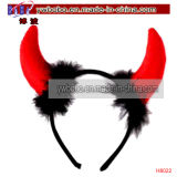 Party Items Horn Headband Headwear for Carnival Halloween Party (H8022)