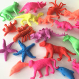 Wholesale! Magic Animals Expand Growing Water Toys Mixed Color Style