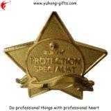 Custom Metal Pin Badge Pin Enamel Pin (YH-MP007)