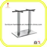 furniture hardware parts. furniture hardware parts restaurant stool table square base with 2 legs aluminum e