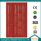 Customize White Primed Wooden PVC Doors for Hotels