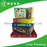 Wholesale High Quality Cheap Cardboard Custom Printing Promotion Gift Packaging Paper Toy Box for Children Toy