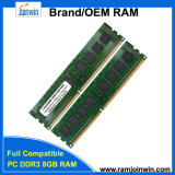 Low Density DDR3 RAM Memory 8GB