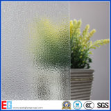 3mm 4mm 5mm 6mm 8mm Clear Nashiji Pattern Glass/Rolled Glass/Figured Glass
