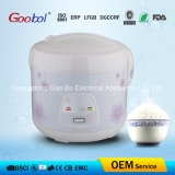 4L Deluxe Rice Cooker with Beautiful Flower
