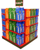 Four Way Display Supermarket Shelving