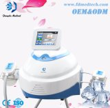Portable 2 Handles Vacuum Slimming Cryolipolysis Beauty Equipment