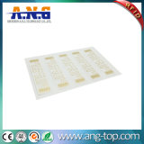 UHF RFID Tag Label Alien H3 for Ticket and Transportation