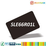 13.56MHz ISO14443A PVC contactless Infineon SLE 66R01L paper Card
