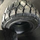Steel Wheel Rim Light Truck Tire 9.00X20 900-20 750-16 Solid Rubber Tyre