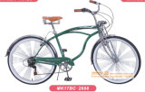 Classic Springer Forks 26′′ Beach Cruiser Bicycle
