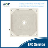 Ce and ISO Approve Hydraulic Membrane Filter Press Plate