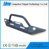 Front Car Bumper for Jeep Wrangler with LED Car Light