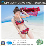 Custom Full Swimming Suit Cheap Bathing Suits Printing Womens Swin Wear