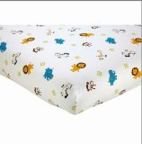 Cotton Baby Crib Sheet