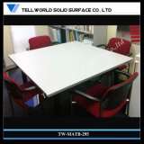 4 Seats Restaurant Dining Table for Kfc, Starbucks, Cafe, Fast Food Shop, Hotel, Restaurant Tables with Chairs