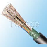 Steel Armoured Outdoor Optical Fiber Cable