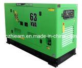50kw Silent Diesel Generator Set (GF-63kVA) (GF2-50KW)