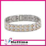 Facotry Price Men's Magnetic Bracelet for Health Care (CP-JS-BL-071)