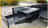 Camping Trailer with Aluminum Layered Finish (CPT-08)