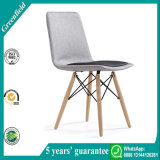 Grey Upholstered Eiffel Dining Chair