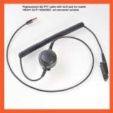 Two Way Radio XLR Cable for Motorola Multin Pin