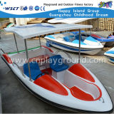 Amusement Water Park Cartoon Yacht Electric Boat (A-07708E)