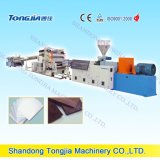 PVC Sheet Extrusion Plastic Machine