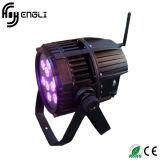 Waterproof DMX 9PCS 4in1/5in1/6in1 LED PAR Can (HL-025)