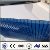 Bayer Twin-Wall Polycarbonate Hollow Plastic Sheet for Building Material