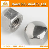 Ss316 Hex Domed Cap Nuts