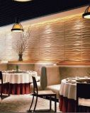 Acoustic 3D Panel for Hotel Restaurants Wall Background Decorative