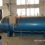 Electric Water Steam Heating Vulcanizing Curing Chamber