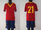 2013-14 Thailand Spain Soccer Jersey, Football Jerseys (soccer-21#)