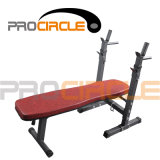 Crossfit Power Training Gym Equipment, Flat Weight Lifting Bench (PC-SE1004)